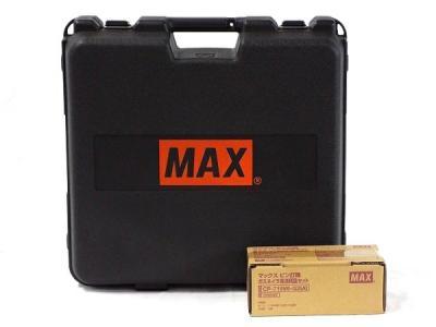 MAX マックス GS-725C ガスネイラ ピン打機 ブラック
