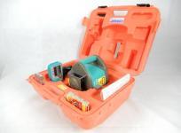 SOKKIA ソキア LP515 オート レベルプレーナ 自動整準 防塵 防滴 受光器 付き レーザー 測量 電動 工具 レーザーレベル