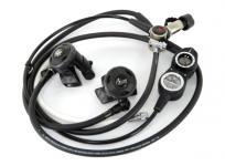Bism ビーイムズ Spiral Flow EX Titanium レギュレーター ダイビング 器材
