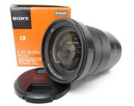 SONY E PZ 18-105mm F4 G OSS SELP18105G Eマウント レンズ