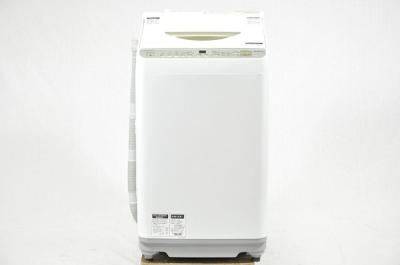 SHARP ES-TX8B タテ型 洗濯乾燥機 8kgタイプ 家電 洗濯機