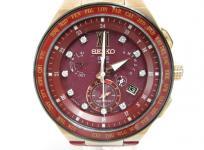 SEIKO ASTRON セイコー アストロン SBXB158 世界限定500本 エグゼクティブライン ダイヤモンド 赤 限定モデル ソーラーGPS衛星電波時計