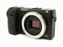 ソニー SONY NEX-7 ボディ 充電器 バッテリー2個 一眼レフ カメラ 撮影 趣味