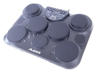 ALESIS COMPACT KIT 7 ポータブル 電子ドラム コンパクト フットペダル・ドラムスティック付き