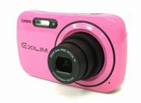CASIO EX-N1 カシオ デジタルカメラ デジカメ 約1610万画素 光学 5倍 ズーム ピンク