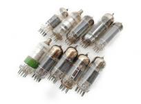 真空管 オーディオ 詳細不明 10本 セット 音響 コレクション メーカー 不明 お買い得