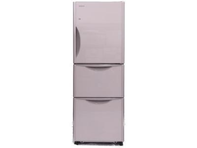 HITACHI 日立 R-S2700FV(XN) 冷蔵庫 265L 3 ドア 右開き