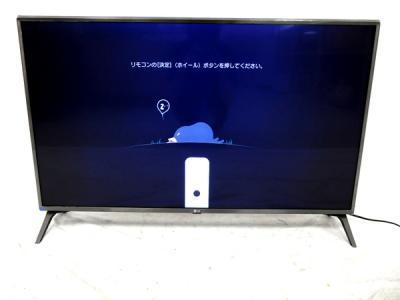 LG 43UJ6100 4K 対応 液晶テレビ 43型 本体 Active HDR