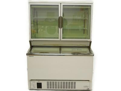 パナソニック SCR-D120NB デュアル 型冷凍ショーケース アイスクリームショーケース 業務用冷凍庫大型