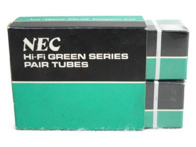 NEC GREEN SERIES 真空管 6RA8 オーディオ機器