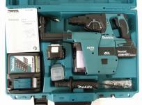 makita マキタ HR244DRGXV 24mm ハンマー ドリル 電動 工具 充電式 18V 6.0Ah