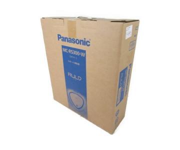 Panasonic MC-RS300-W ルーロ お掃除 ロボット ホワイト