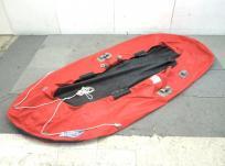 アキレス ゴムボート EC4-621 電動ポンプ MB-80 床板 船底カバー オール セット 直の買取