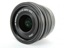 Panasonic パナソニック H-X015 LEICA DG SUMMILUX 1:1.7/15 ASPH. 単焦点 レンズ カメラ