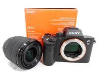 SONY ソニー α 7III ILCE-7M3K レンズ キット デジタル ミラーレス 一眼 カメラ