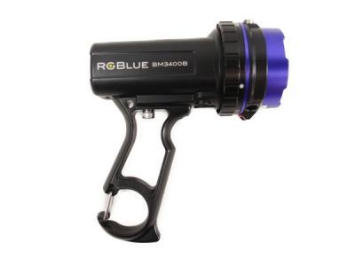 RGBLUE SYSTEM01-2 BM3400B 水中 ライト ダイビング スキューバ
