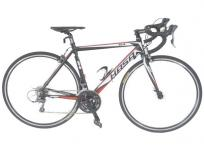 ハサ HASA R4 Claris ロードバイク ブラック×レッド 自転車の買取