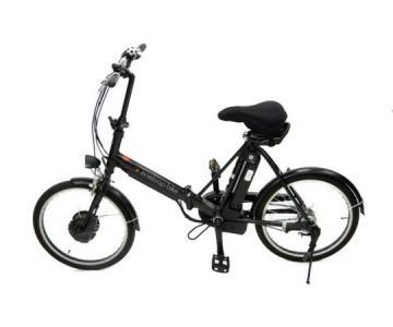 SANYO エネループバイク Y-SPJ220(K) 20インチ 電動 折りたたみ 自転車 ブラック 大型