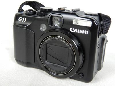 Canon キャノン PowerShot G11 PC1428 デジタルカメラ 趣味 撮影 コレクション