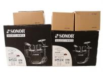 SONOR ソナー Select Force Stage 3 Drum Kit ドラムセット 打楽器 演奏 バンド