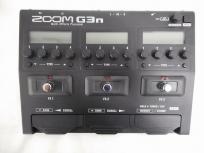 ZOOM ズーム G3n ギター用 マルチエフェクター アンプ シュミレーター 音楽
