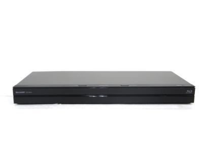 SHARP AQUOS BD-NS520 ブルーレイ レコーダー 500GB 2017
