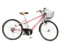YAMAHA ヤマハ PAS VIENTA ヴィエンタ PM26V 電動アシスト 自転車 ペスカピンク 楽 大型の買取