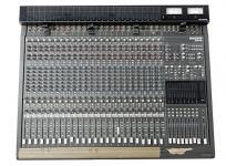 MACKIE 24x8x2 24-8 8bus 24ch アナログ ミキサー パワーサプライ付 オーディオ 直
