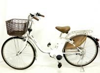 Panasonic パナソニック ビビ・DX 26型 2018年 BE-ELD634 電動アシスト自転車大型