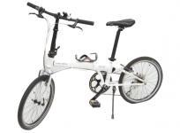 訳あり DAHON ダホン P8 折りたたみ 自転車 8速 サイクリング アウトドアの買取