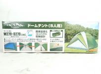 SOUTHERNPORT ドーム テント 5人用 キャンプ アウトドア レジャー DT004