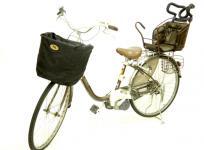 パナソニック Panasonic BE-END632T2 リチウム ビビDX 電動アシスト付自転車 電動自転車 大型の買取