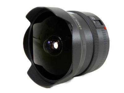 Canon FISH EYE LENS EF 15mm F2.8 レンズ 一眼レフ カメラ