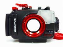 OLYMPUS オリンパス PT-056 ハウジング カメラ 防水 プロテクタ TG-3 用 デジタルカメラ