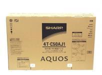 SHARP アクオス 4T-C50AJ1 50型 液晶テレビ
