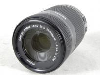 Canon キャノン レンズ EF-S55-250mm F4-5.6 IS STM カメラ周辺機器 ズーム 望遠