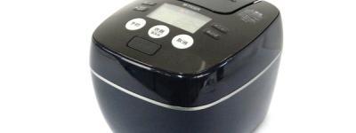 TIGER タイガー 炊きたて JPB-G101 炊飯器 圧力IHジャー 5.5合 クールホワイト
