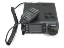 ICOM IC-7000M HF/VHF/UHF トランシーバー マイク付 アマチュア無線の買取