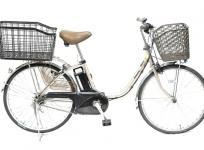 Panasonic パナソニック ビビ TX Be-eltx432T2 ELTX43 電動アシスト自転車 楽 大型の買取