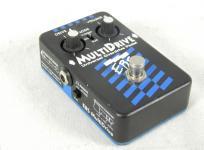 MULTI DRIVE EBS マルチドライブ ディストーション 音響 オーディオ