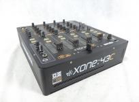 ALLEN&HEATH XONE 43C 4+1ch DJミキサー 音響 オーディオ