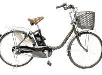 Panasonic パナソニック BE-ENE434 ビビ ViVi 電動アシスト 自転車 楽 大型の買取