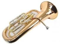 ユーフォニアム MARCATO マルカート EP-100GB ソフトケース付き 管楽器