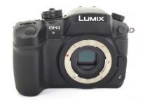 Panasonic パナソニック LUMIX DMC-GH4 ミラーレス一眼 デジタルカメラ ボディ ブラック