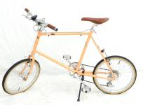 BRIDGESTONE ブリヂストン CHeRO20 ミニベロ 自転車 20インチ 大型の買取