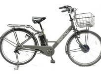 BRIDGESTONE ブリヂストン ステップクルーズe SC6B37 ママチャリ 電動アシスト自転車 ベルトドライブ 2017年モデルの買取