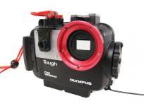 OLYMPUS オリンパス PT-055 防水プロテクター STYLUS TG-830/TG-835 用 カメラ 周辺機器 アクセサリー