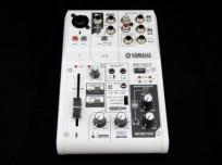 YAMAHA AG03 ウェブキャスティングミキサー 3チャンネル 音響機器