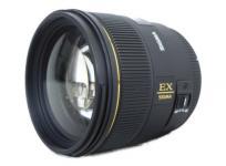 SIGMA シグマ EX 85mm F1.4 DG HSM キヤノン用 中望遠 レンズ