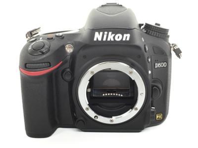 Nikon ニコン D600 デジタル一眼 カメラ ボディ ブラック
